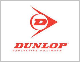 Dunlop safety wellies