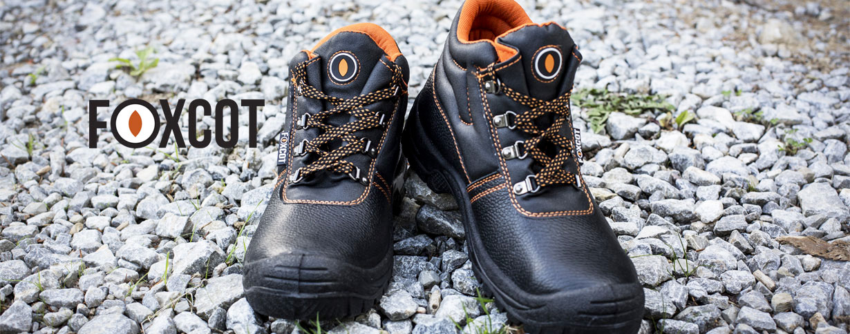 Foxcot safety shoes