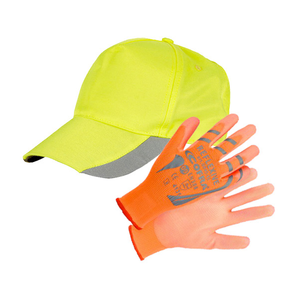 Safety shoes and High visibility accessories