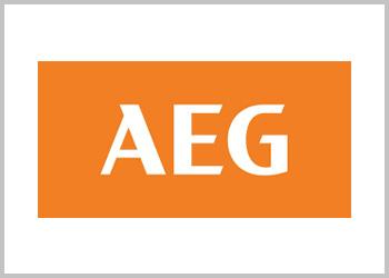 AEG cordless tools