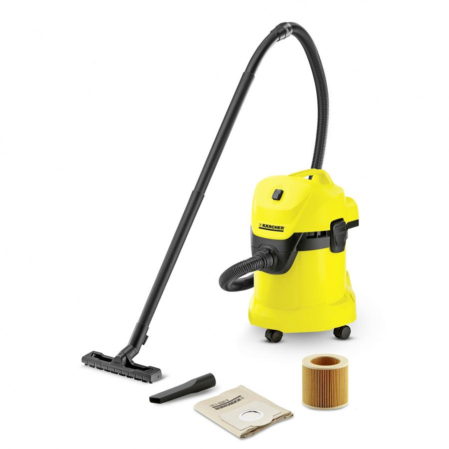 Bin vacuum cleaner