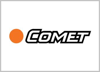 Comet pressure washers