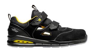 Safety sandals