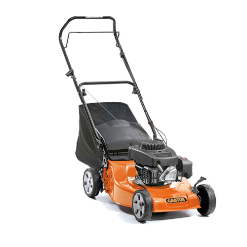 Pushed Lawn Mowers