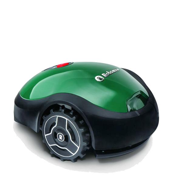 Robot lawn mowers