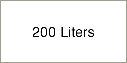 200 Liters