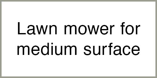 Medium Surfaces