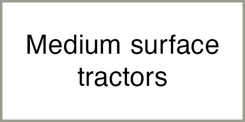 Medium surface tractors