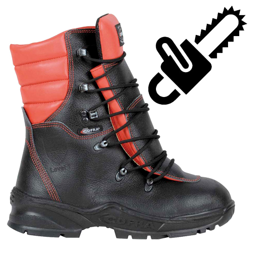 Anti-cutting safety boots
