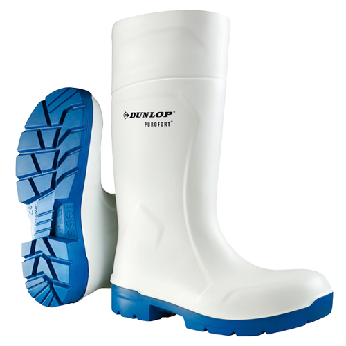 Safety boots for food industry