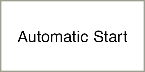 Automatic Start Generator