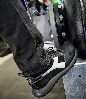 Diadora Safety shoes