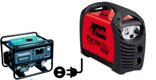 Recommended for generators