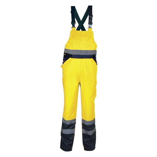 High visibility coveralls and dungarees