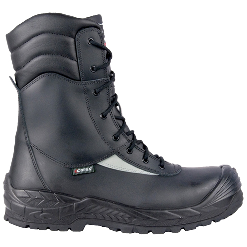 Safety boots for hard works