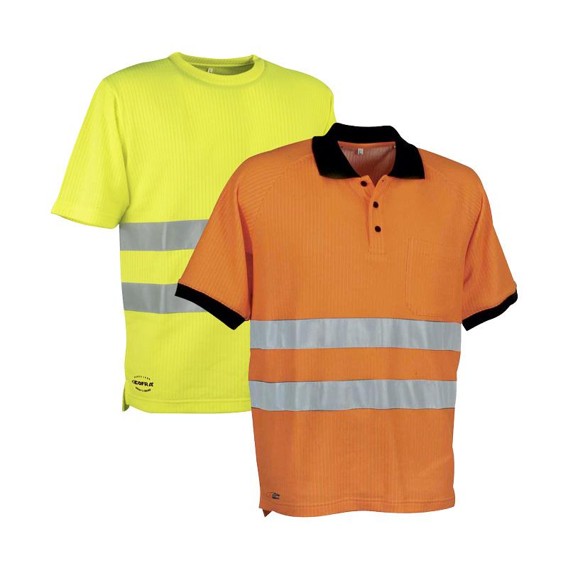 T-shirts, polos and tees