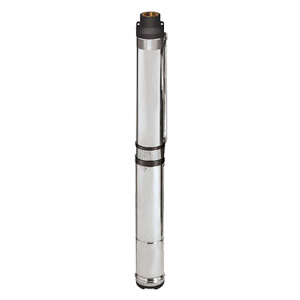 Deep well submersible water pump