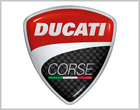 Ducati high-top shoes