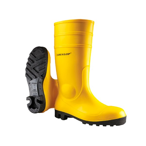 Rubber PVC Safety wellies