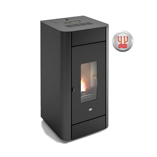 Hydro pellet stoves