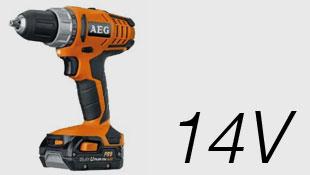 14 V Cordless Drill