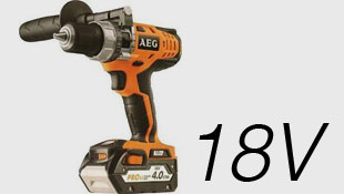 18 V Cordless Drill