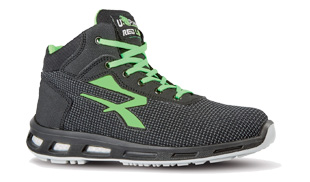 High top safety shoes